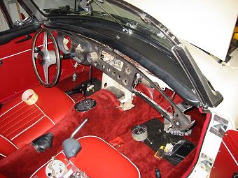 klackern healey motor